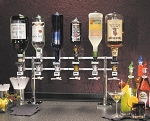 Rack & Pour Heavy Duty Counter-Mount Units