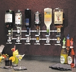 Rack & Pour Heavy Duty Wall-Mount Units